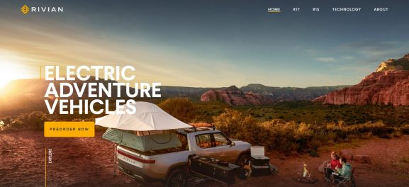 Rivian: Electric Vehicle Company