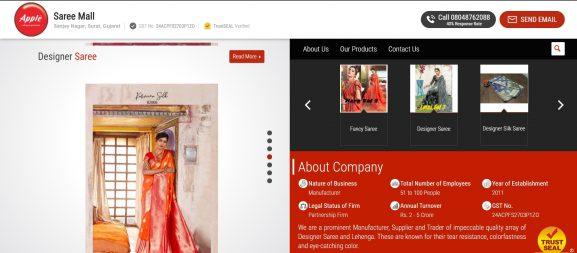 Saree Mall: Saree Brand