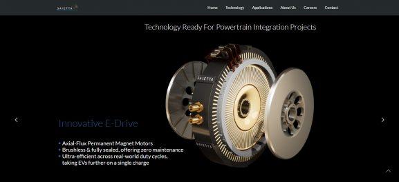 Saietta Group: Electric Vehicle Company