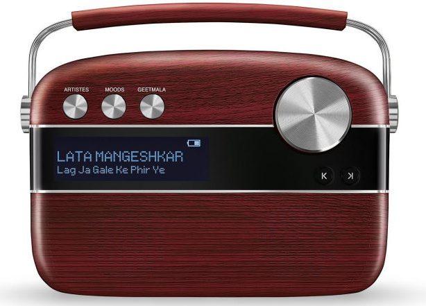 Saregama Carvaan Portable Music Player: Gifts For Grandmother