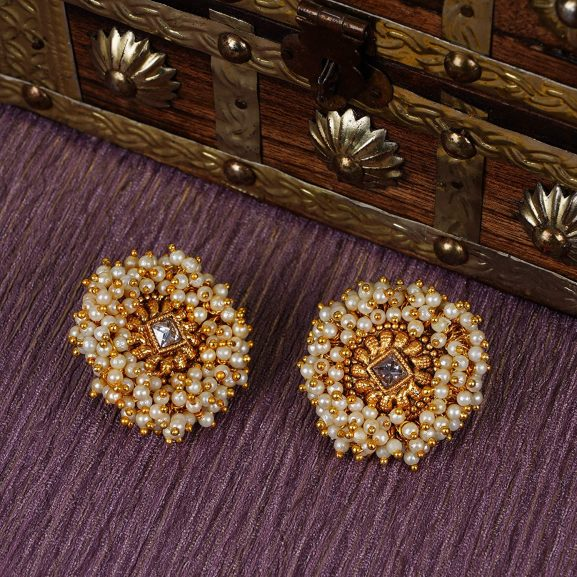 Shining Diva Earrings: Gifts For Grandmother