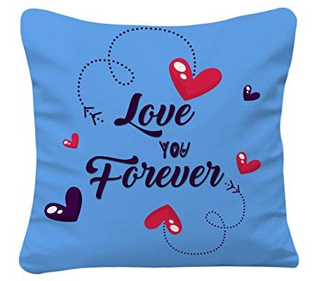 Sky Trends Best Gifts cushions: Marriage Anniversary Gift For Couple