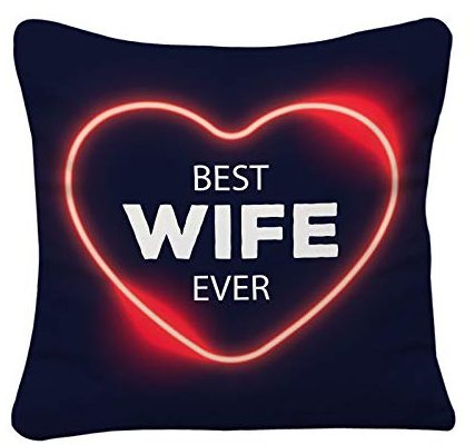 Sky Trends cushions: Marriage Anniversary Gift For Couple