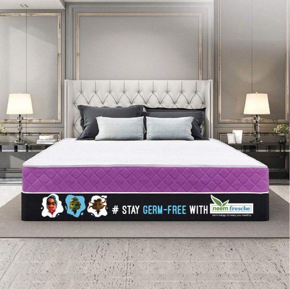 SleepX Ortho mattress - Memory foam