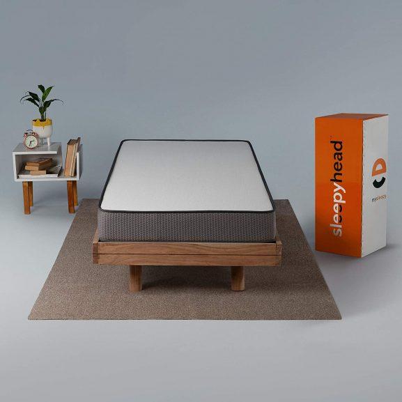 Sleepyhead Flip - Dual Sided High-Density Foam Mattress with Firm & Soft Sides