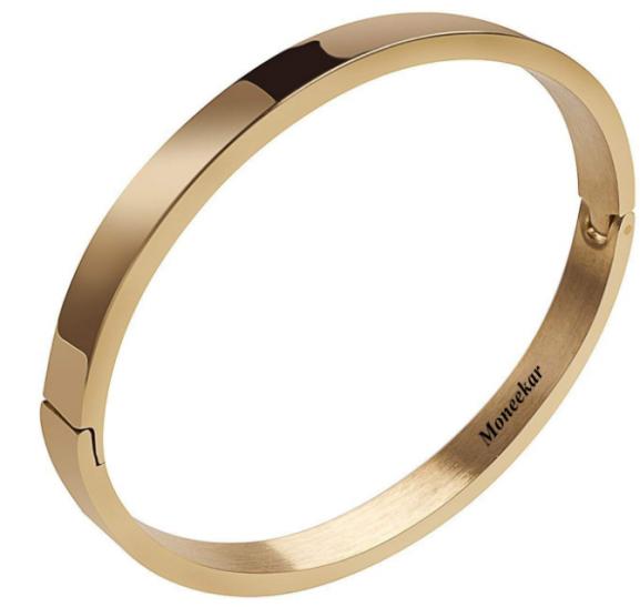Stainless Steel Classical Kada Bracelets: Gift For Men