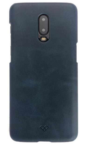Suavpod Leather Case: OnePlus 6T Cover