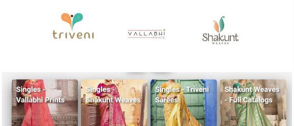 Triveni Sarees: Saree Brand