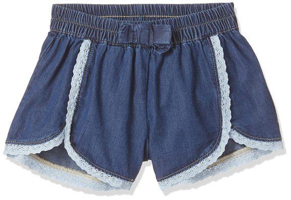 United Colors of Benetton Girls' Regular Fit Shorts: Shorts For Girl