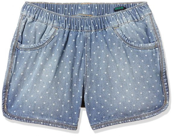 United Colors of Benetton Girls' Shorts: Shorts For Girl