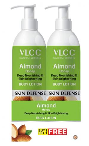 VLCC Almond Honey Body Lotion: Body Lotion