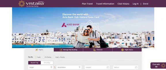 Vistara Airlines: Airline Company