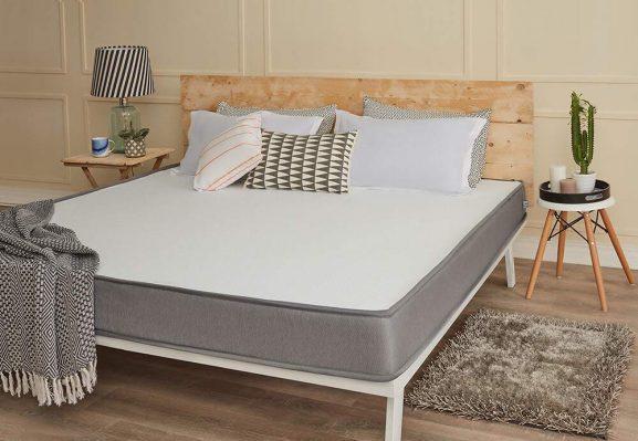 Wakefit Dual Comfort Mattress - Hard & Soft, Single Bed