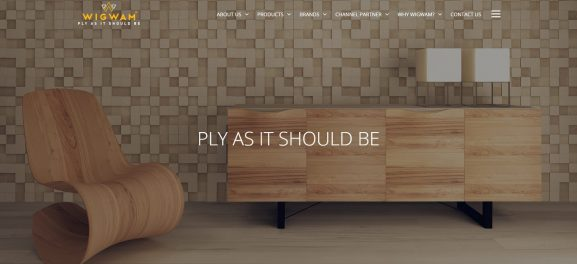 Wigwam Plywood Company: Plywood Brand