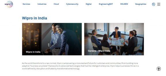 Wipro: Software Company
