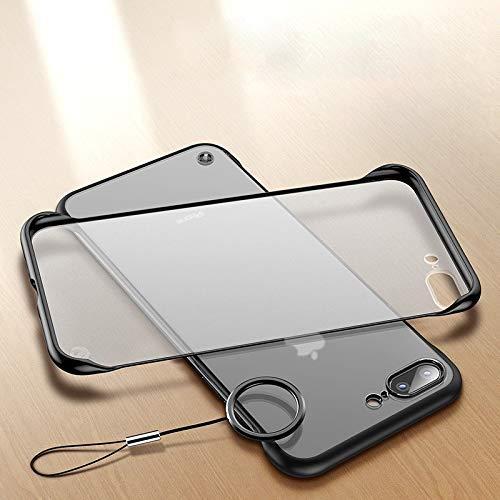A.S.PLATINUM Ultra Thin Cover: iPhone 7 Plus Transparent Case