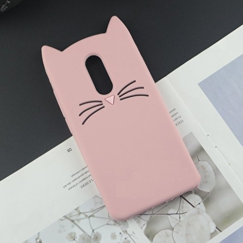 Aafiya Trending Stylish Cat Cover: Oneplus 6T Silicon Case