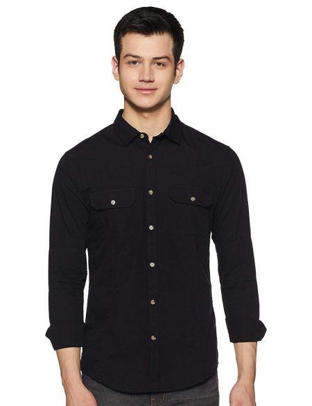 Amazon Brand - Inkast Denim Co. Casual Shirt: Denim Shirt For Men