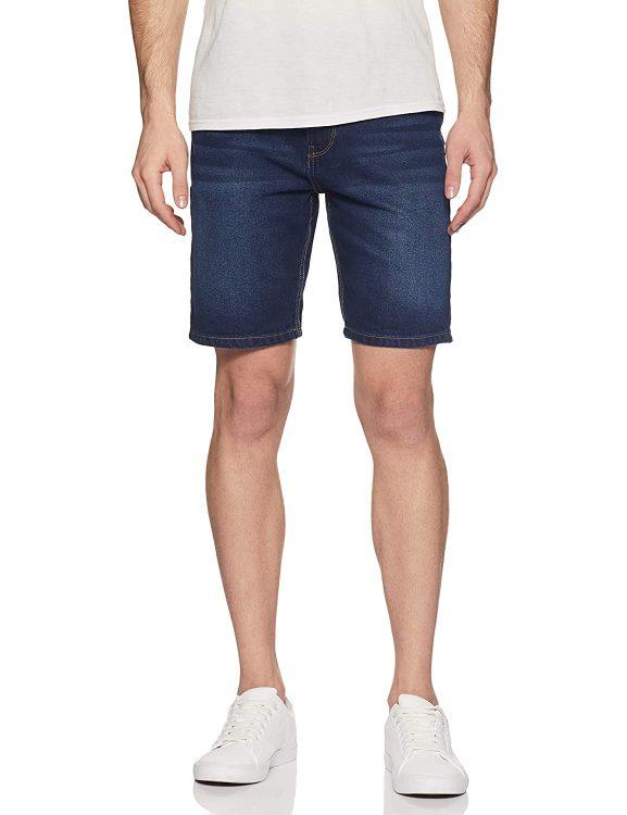 Amazon Brand - Symbol Men's Regular Cotton Casual Shorts