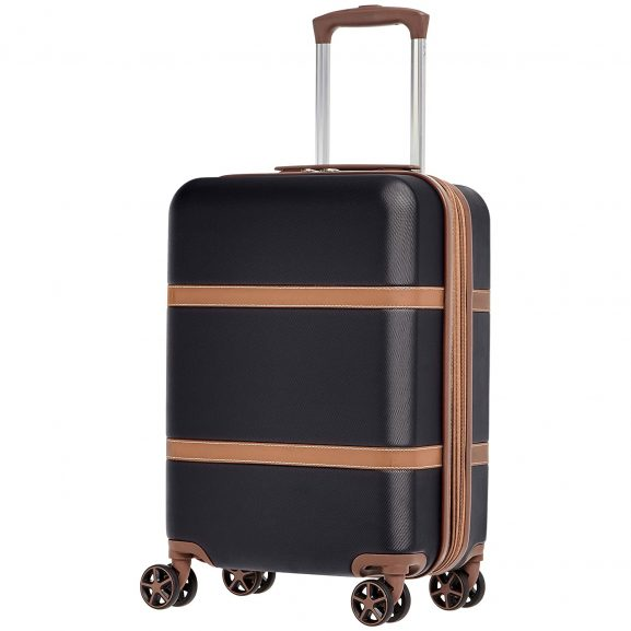 AmazonBasics Vienna Expandable Trolley