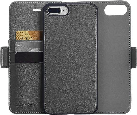 AmazonBasics iPhone 7 Plus Cover: iPhone 7 Plus Flip Case