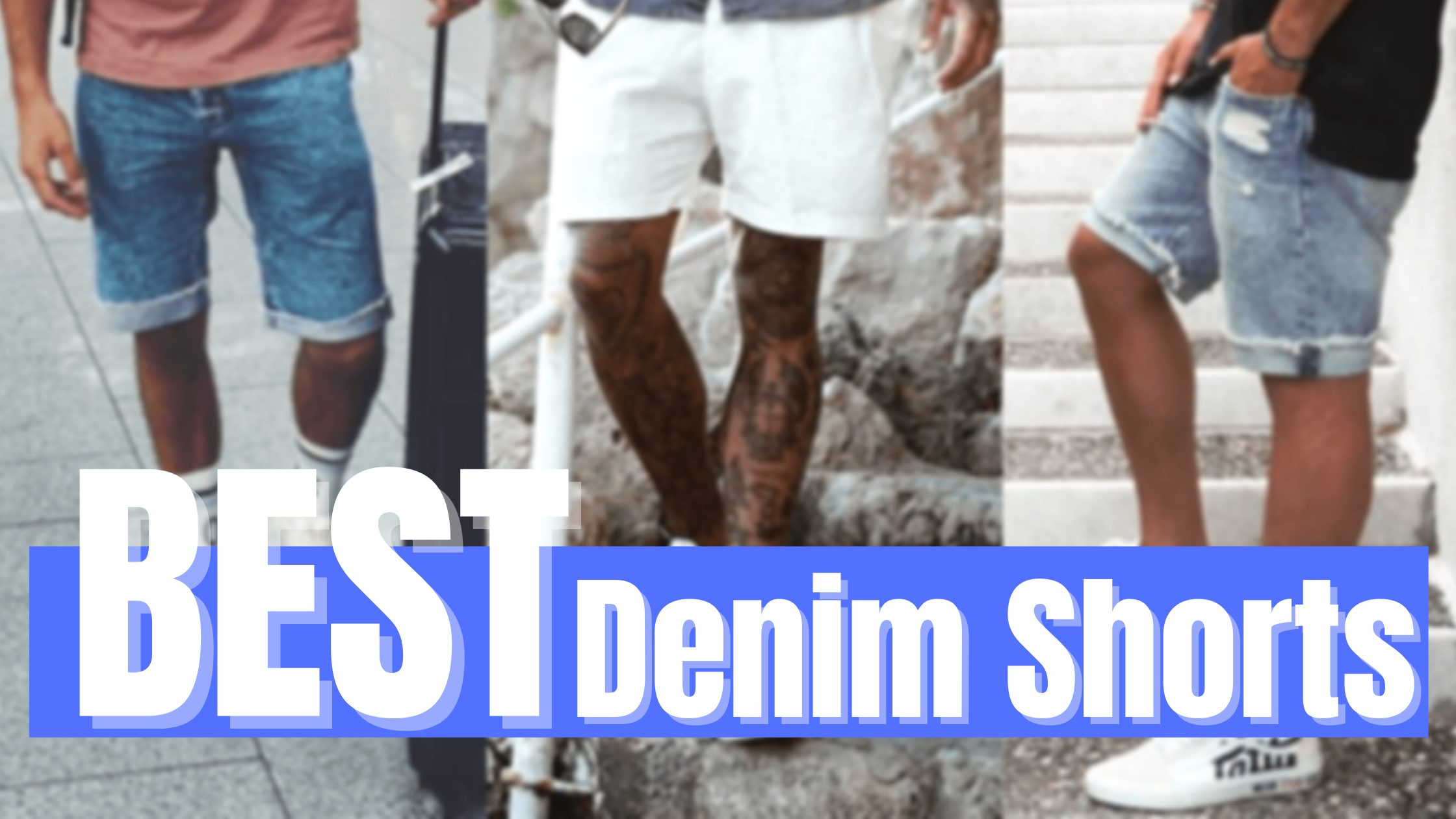 Best Denim Shorts