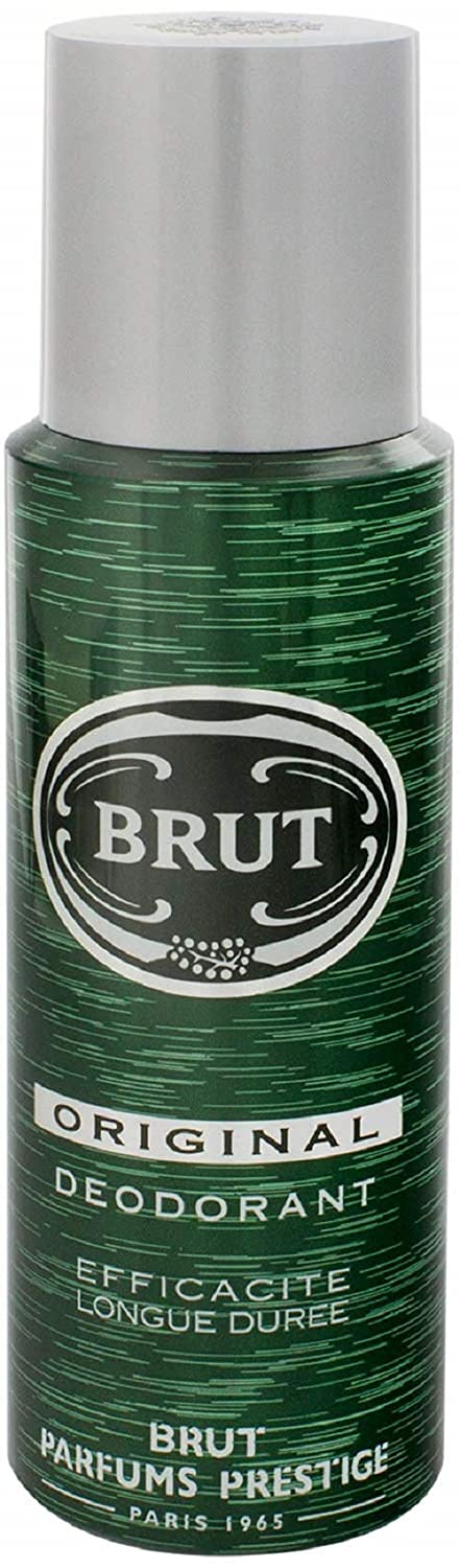 Brut Original Deodorant Spray for Men