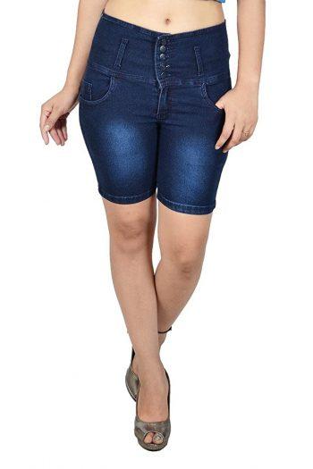 Club A9 Women's Denim Shorts