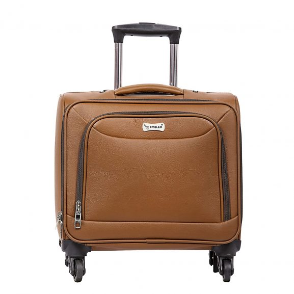 Emblem Luggage Overnighter Bag