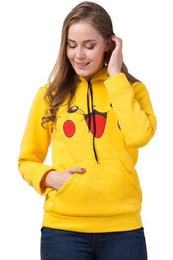 FUNDAY FASHION Pikachu Hoodie