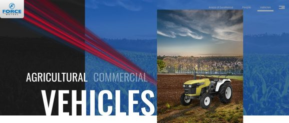 Force Motors: Agricultural Tractor Company