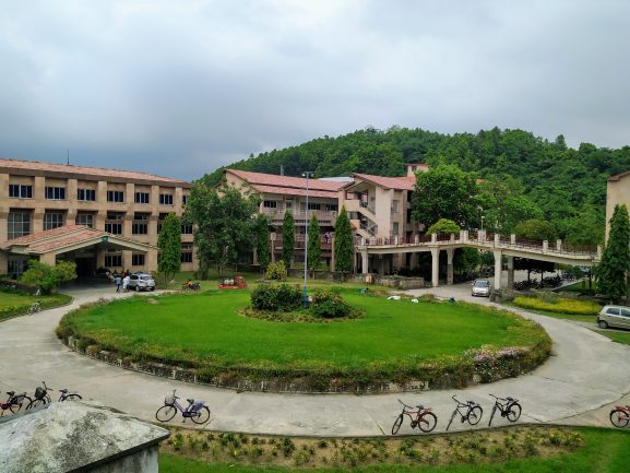 IIT Guwahati: established by the Government of India