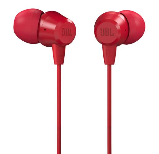 JBL C50HI in-Ear Headphones: Earphones Under 500 rupees