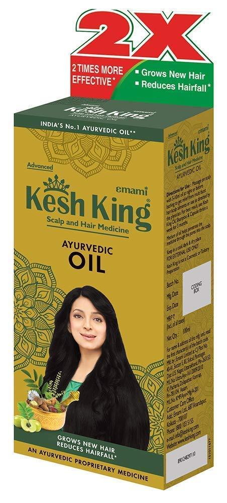 Kesh King Scalp And Hair Medicine Ayurvedic Oil