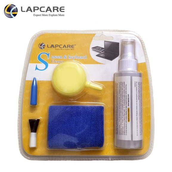 Lapcare 5-in-1 Screen Cleaning Kit