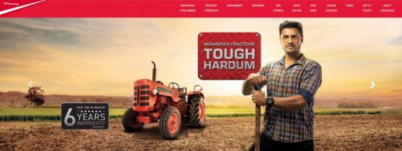 Mahindra: Best Tractor Company