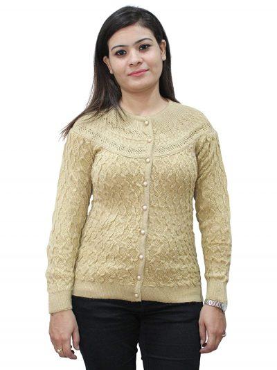 Matelco Women's Sweater: Round-Neck Winterwear