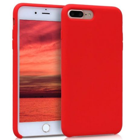 Mcart Silicone Soft Back Cover: iPhone 7 Plus Silicon Case