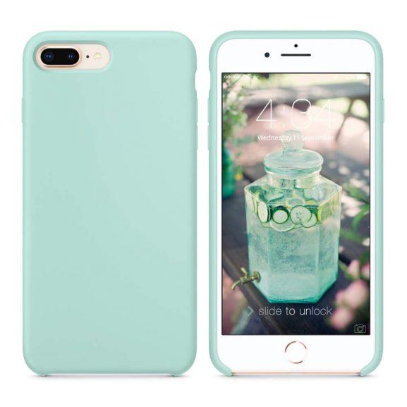 Nik case: iPhone 7 Plus Silicon Case