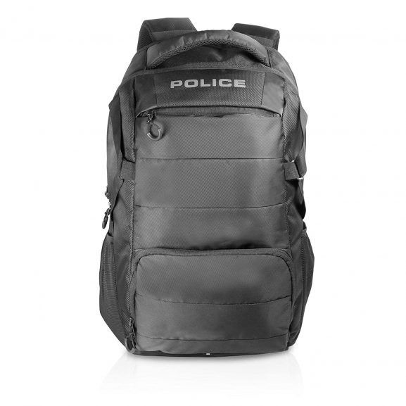 Police Hedge Polyester 30 Ltr Premium Backpack