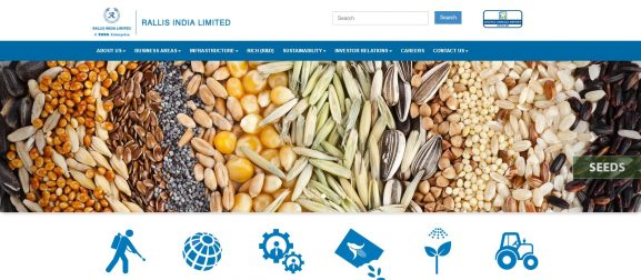 Rallis India Ltd: agrochemical firm