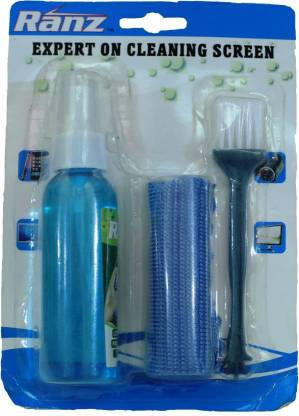 Ranz Cleaning Kit for Laptops, Mobiles, and Computers