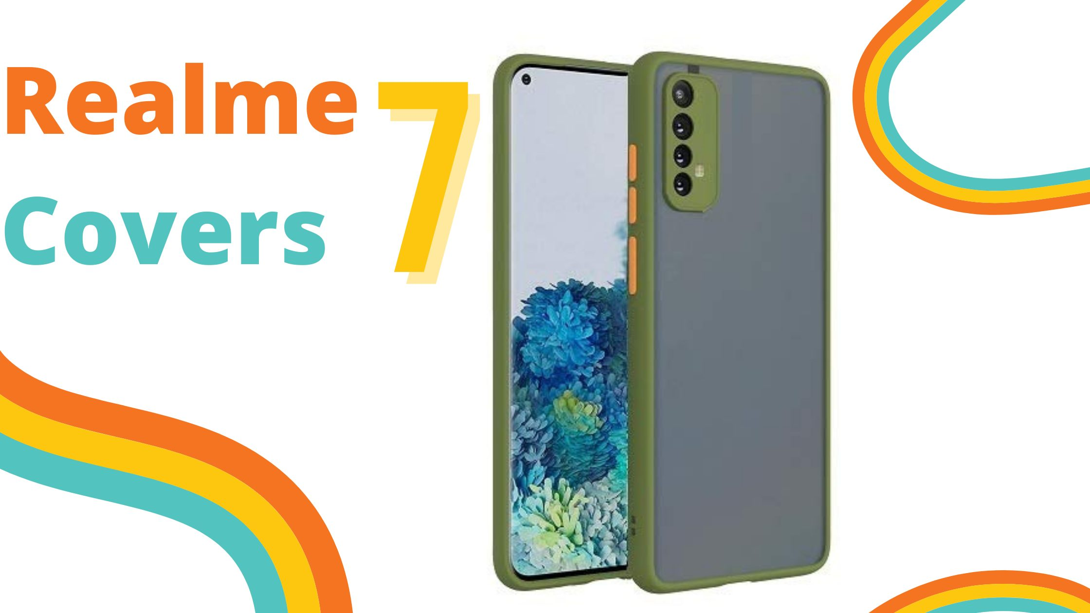 Realme 7 Covers