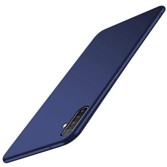 SKIN WORLD Matte Soft Back Cover: Realme 7 Silicon Case