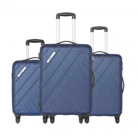 Safari Ray Polycarbonate Suitcase