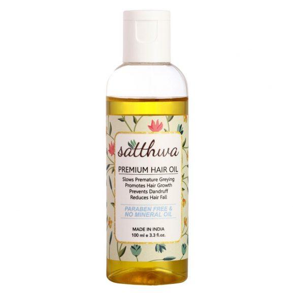 Satthwa Premium Hair Oil