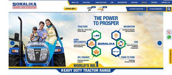 Sonalika: Tractor Company
