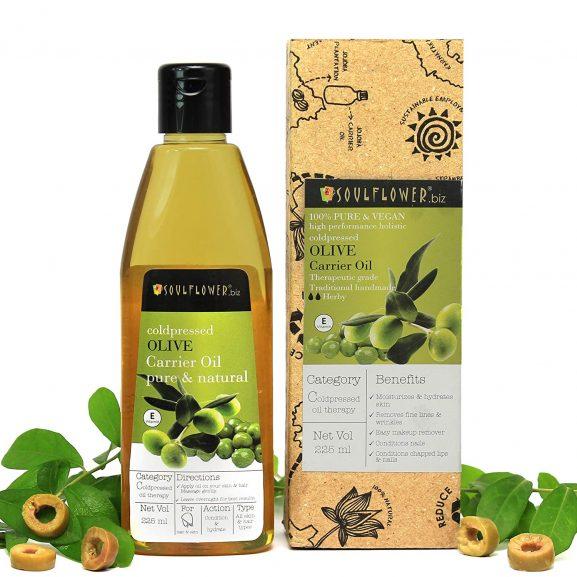Soulflower Olive Oil