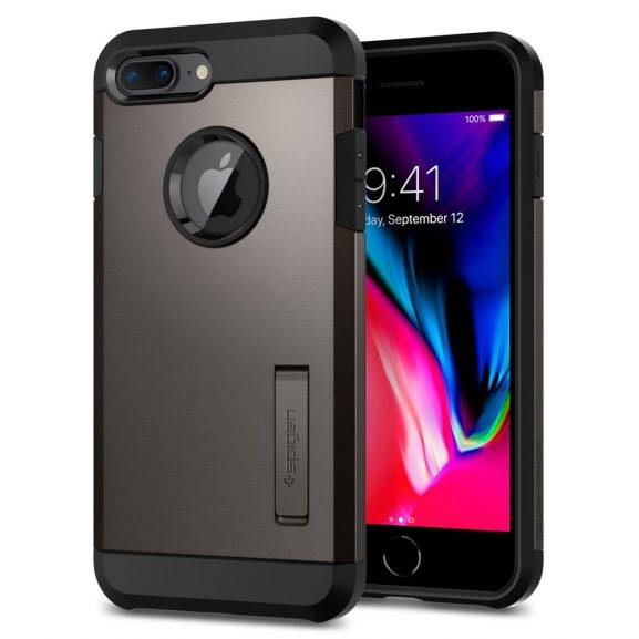 Spigen Tough Armor Back Cover: iPhone 7 Plus Protective Case
