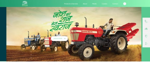 Swaraj: Founded By Chandra Mohan